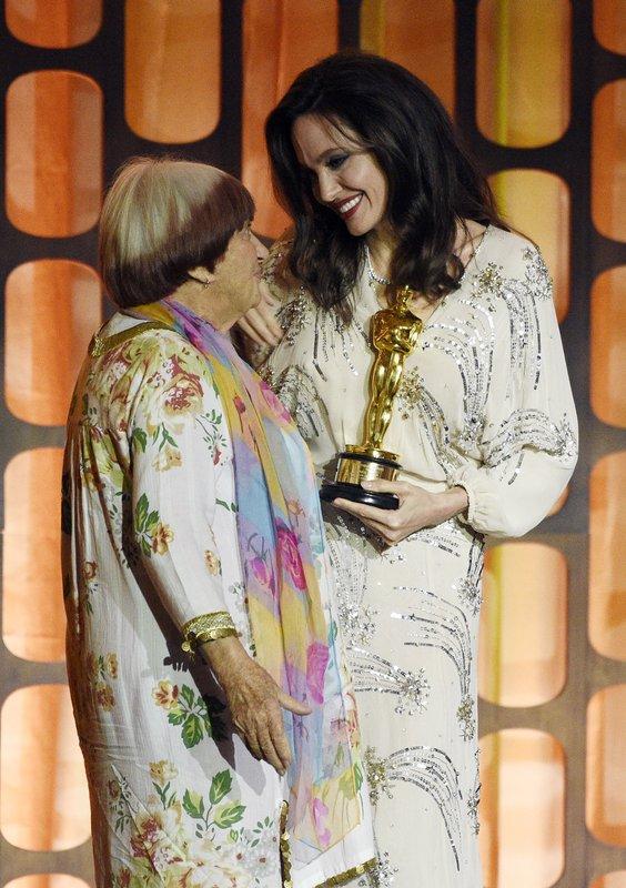 Agnes Varda, Angelina Jolie
