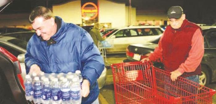 Water crisis settlement checks may be 'imminent'