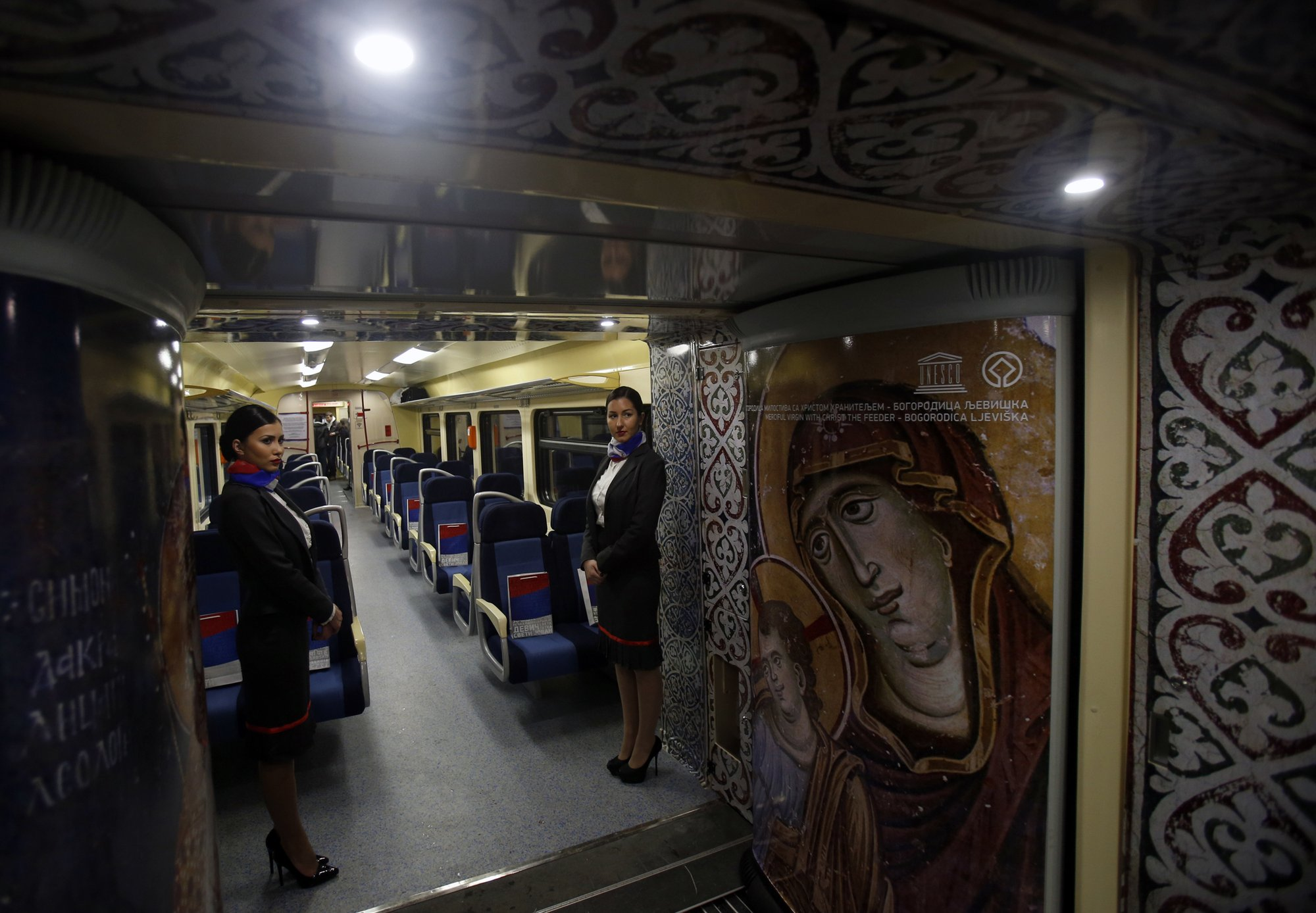 Stopped train triggers major political row in Balkans