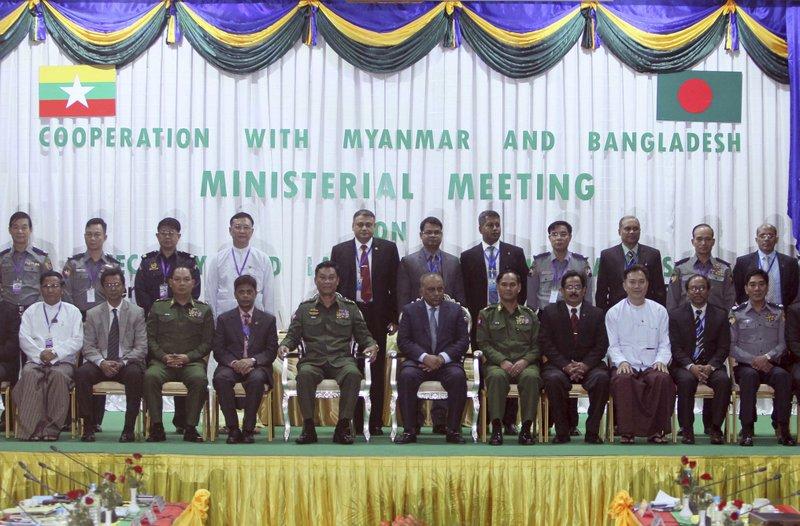 Kyaw Swe, Asaduzzaman Khan