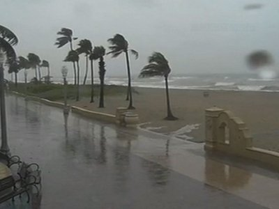 Labor Day a washout as TS Gordon rains soak Miami
