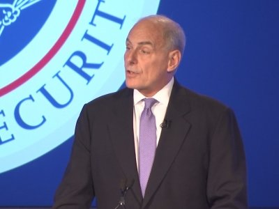 DHS Secretary: Change Laws or 'Shut Up'