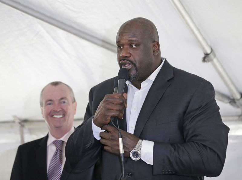 Phil Murphy, Shaquille O'Neal