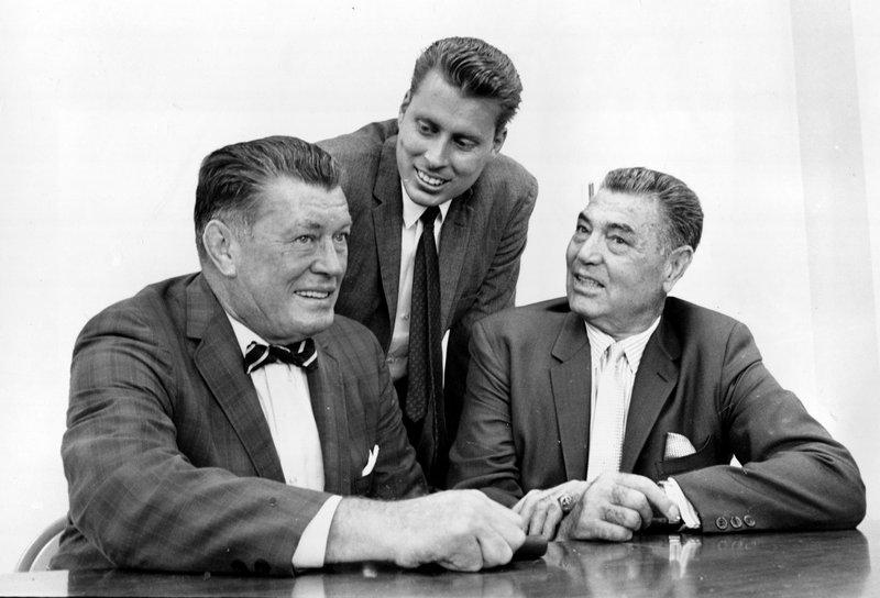 Gene Tunney, Jack Dempsey, John V. Tunney