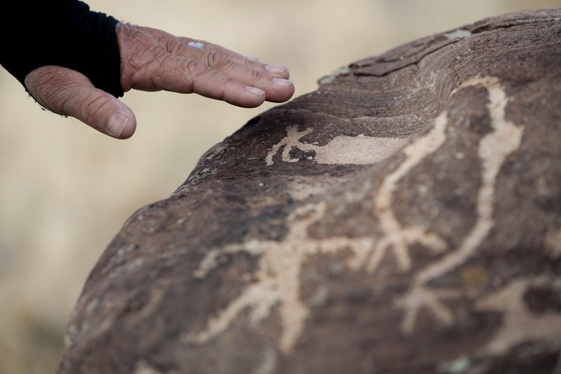 Protecting petroglyphs as Utah County develops