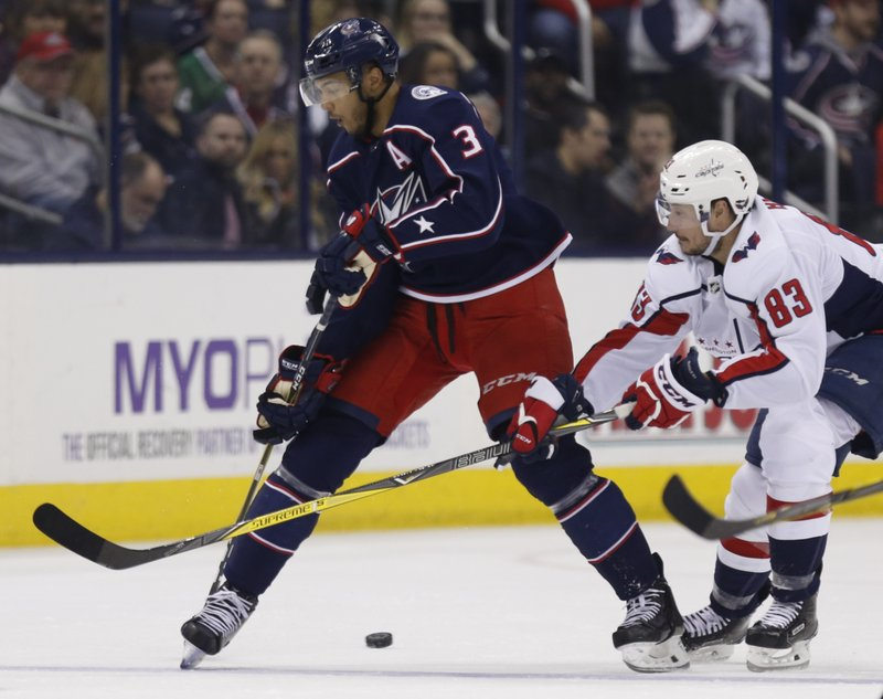 Seth Jones, Jay Beagle