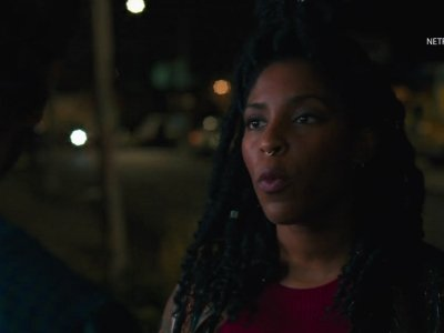 "Former Daily Show correspondent Jessica Williams  feels it's a great time to be an actor of color as she stars in new Netflix movie, ""The Incredible Jessica James."" (July 28)"