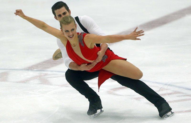 Madison Hubbell, Zachary Donohue