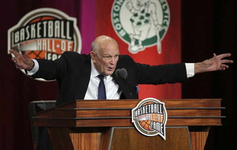 """Charles """"Lefty"""" Driesell"""