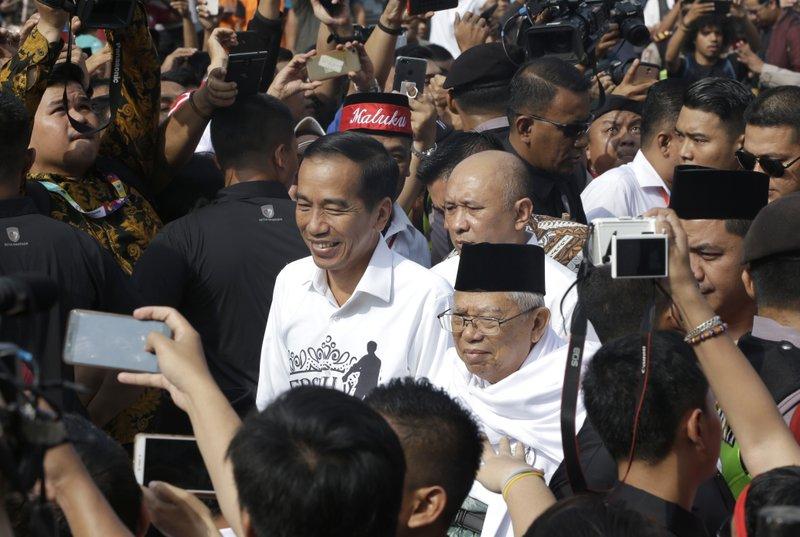 "Joko ""Jokowi"" Widodo, Ma'ruf Amin"
