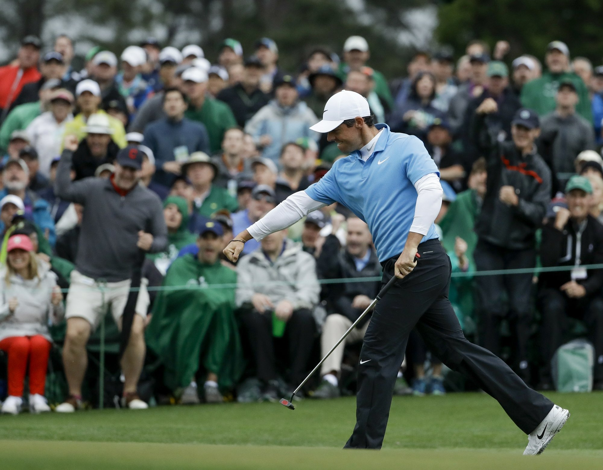 Image result for rory mcilroy masters