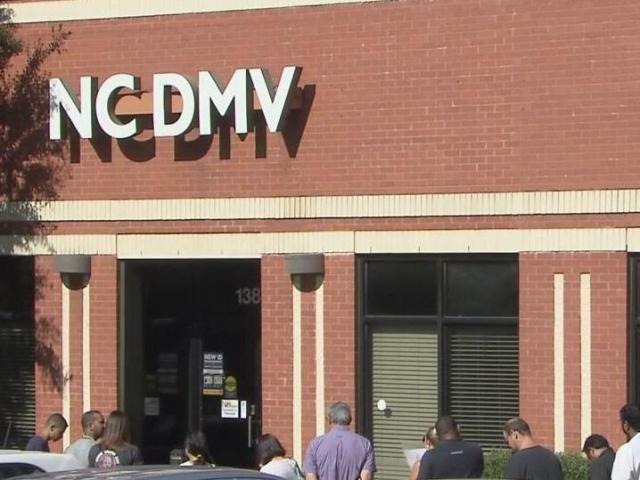 NC DMV