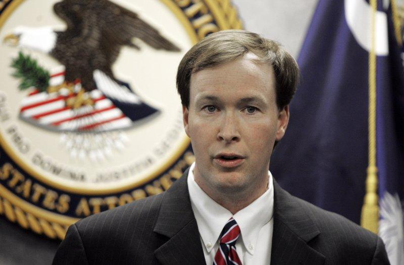 SC gov hopeful Templeton picks prosecutor as running mate
