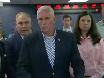 """Pence: Irma is Storm of """"Epic Proportions"""""""