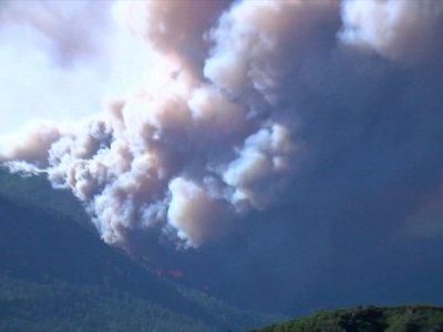 Fire Evacuation Orders For 2,000 Colorado Homes