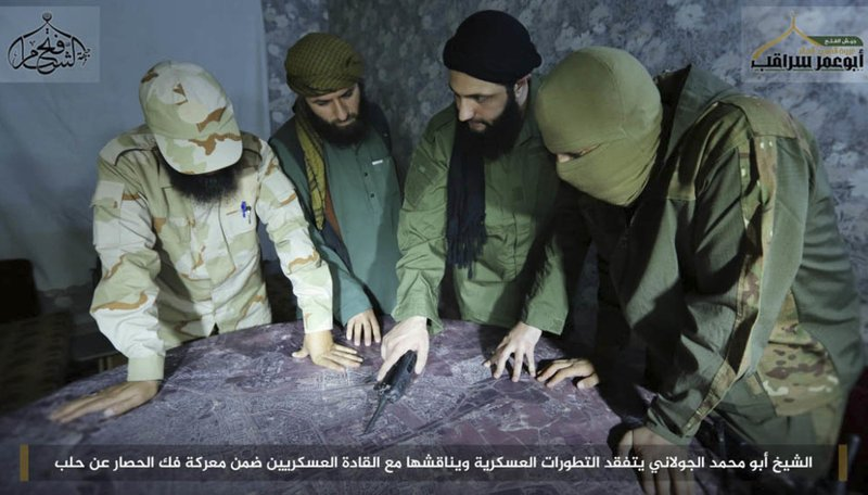 Abu Mohammed al-Golani