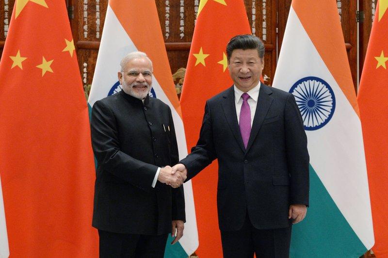 Narendra Modi, Xi Jinping