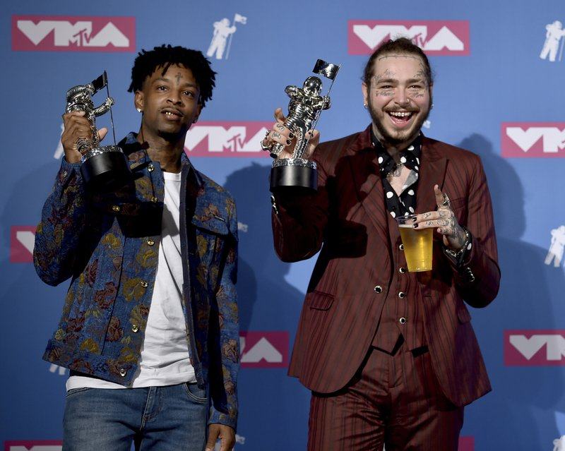 21 Savage, Post Malone