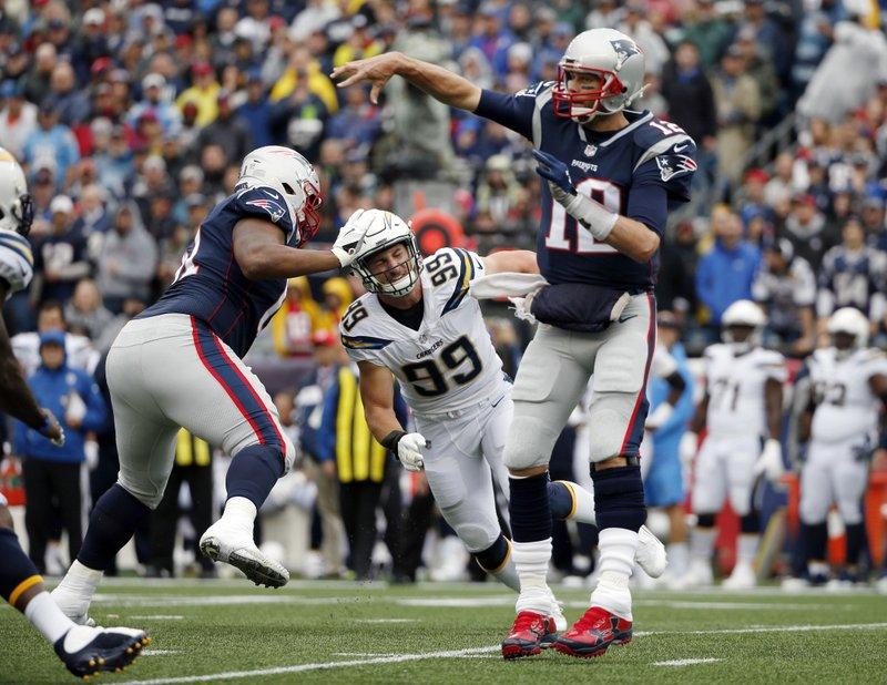 Tom Brady, Joey Bosa