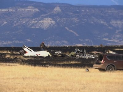 Clues Sought in New Mexico Helicopter Crash
