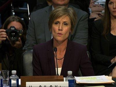 Yates Says VP Entitled To Know Flynn Info False