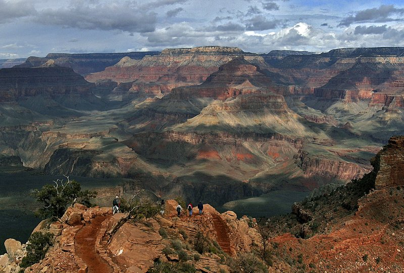 Grand Canyon Limits North Rim Water Use After Pipe Damaged