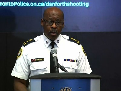 Toronto Police: Gunman, 2 Dead in Shooting