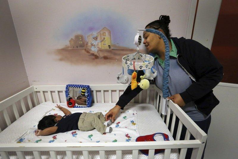 Nursery In Ohio Prison Lets Inmate Moms