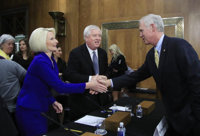 Callista Gingrich, George Edward Glass, Ron Johnson