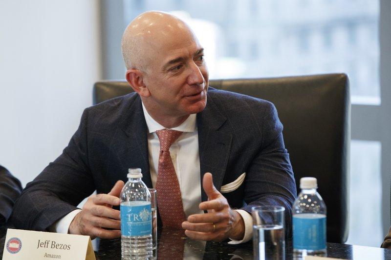 Ceo Jeff Bezos Says Amazon Backs Suit Opposing Trump Order