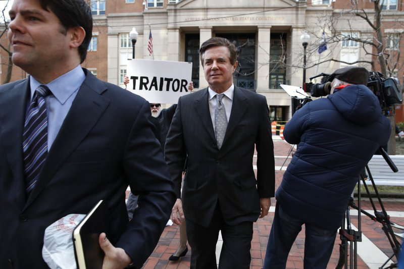 Paul Manafort, Jason Maloni, Bill Christeson