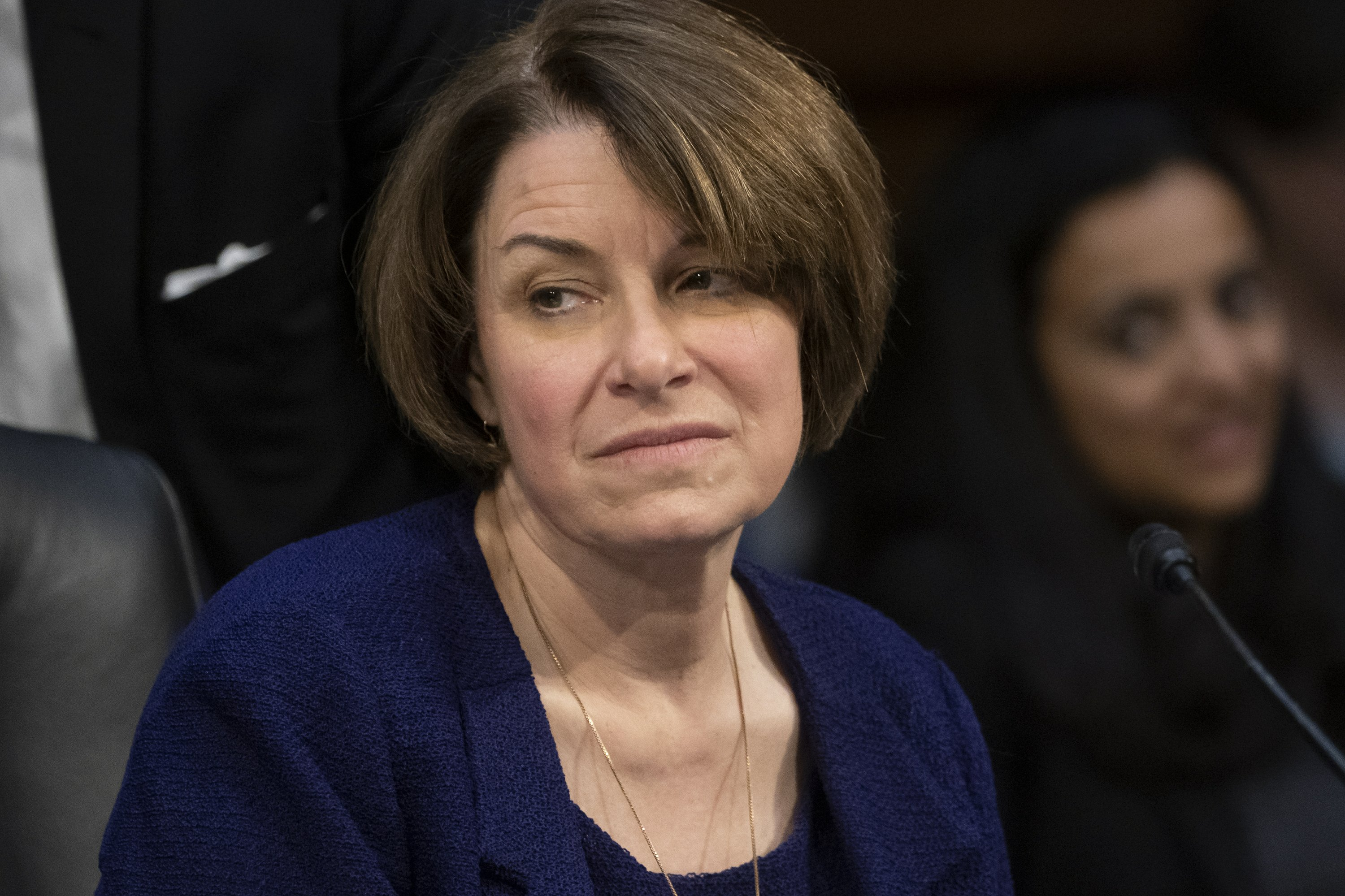 The Latest: Minn. Sen. Amy Klobuchar running for president