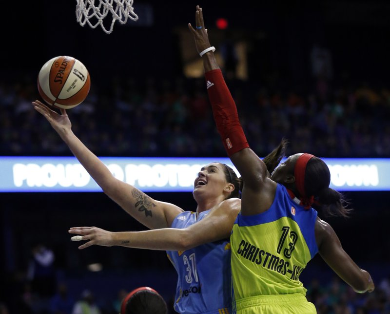 Sky beat Wings 90-84 for 1st back-to-back victories