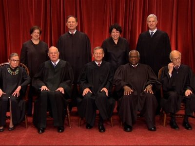 Supreme Court Justice Kennedy Says He's Retiring