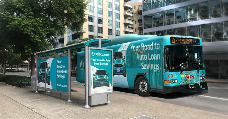 Clear Channel Outdoor Wins Long-Term San Diego Metropolitan Transit System Expansion, New Agreement Enables Advertisers to Reach Consumers across the Entire San Diego DMA
