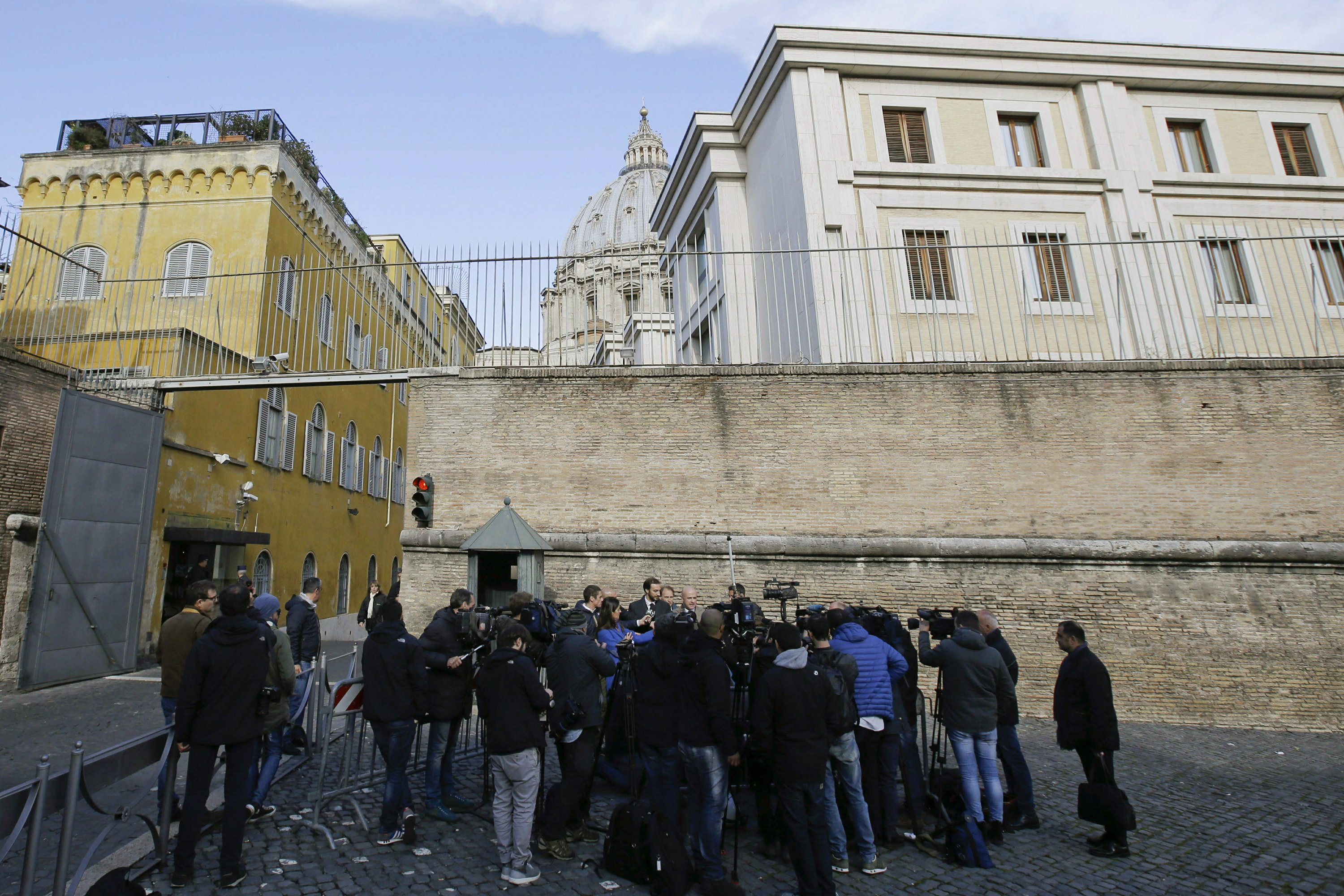 Vatican court rejects motions to dismiss in hospital case