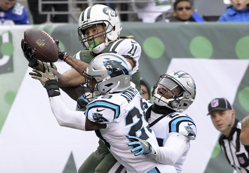de073c24863 Robby Anderson establishing himself as go-to guy for Jets