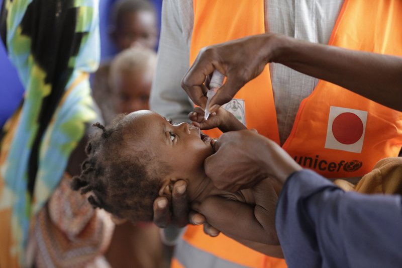 Thumbnail for Nigeria's urgent polio vaccination drive targets 25 million
