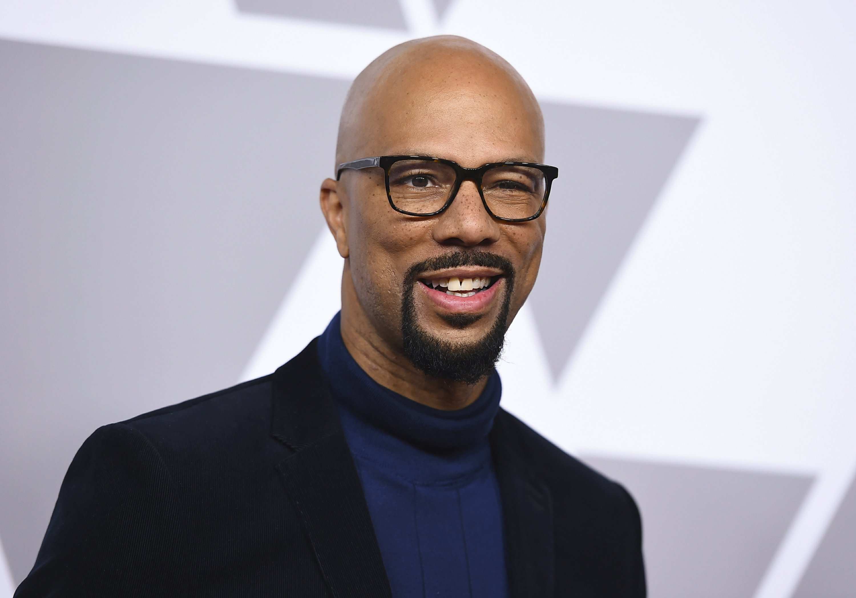 Common Helps Create Music Studio for Inmates at Illinois Correctional Center