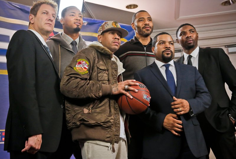 Ice Cube has big expectations for his Big3 3-on-3 league