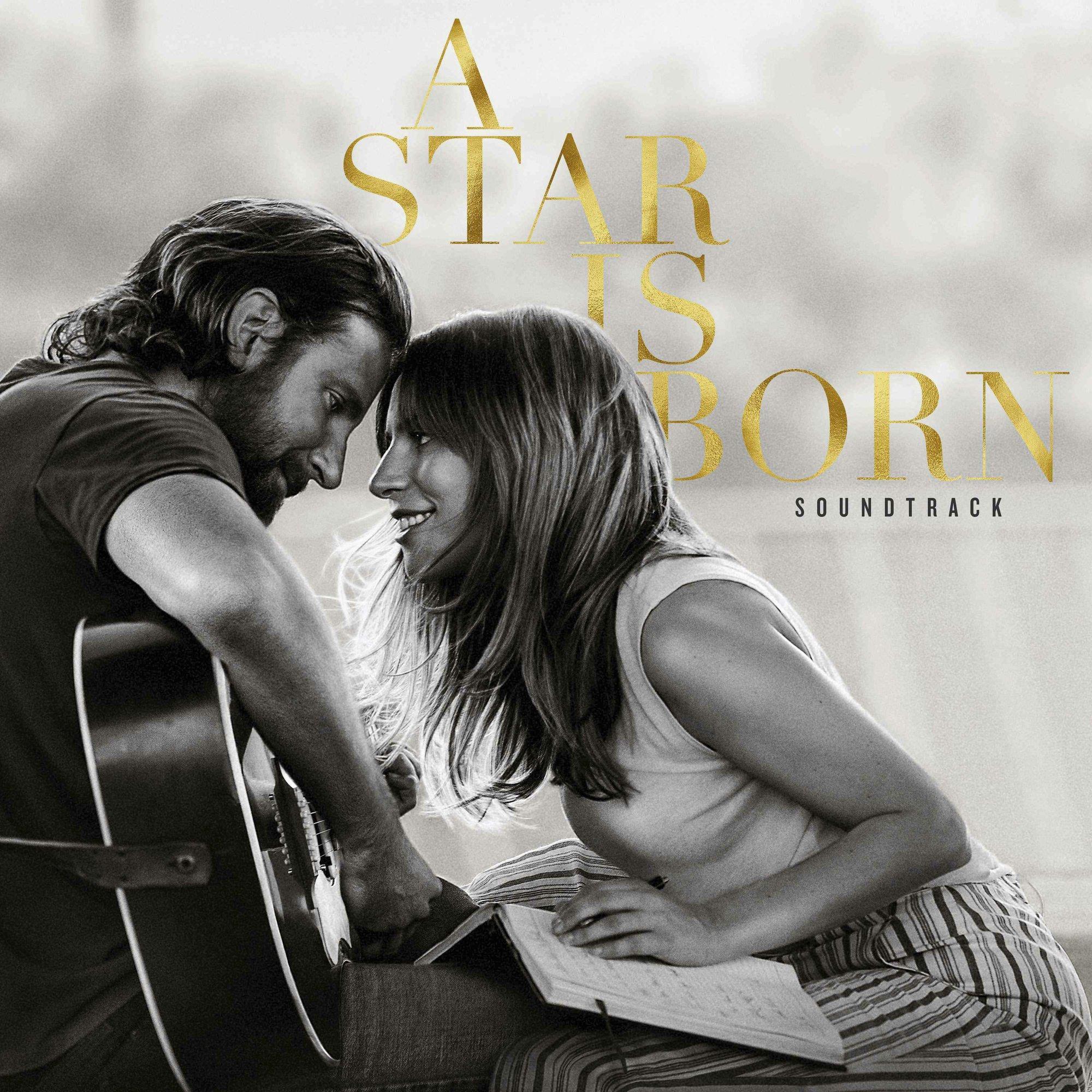 Resultado de imagem para a star is born soundtrack cover