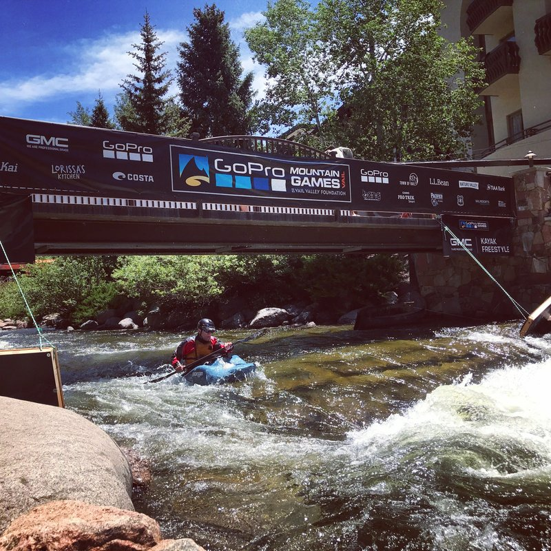 TIAA Bank Heads Back to Vail Valley as Cornerstone Partner of the 2018 GoPro Mountain Games