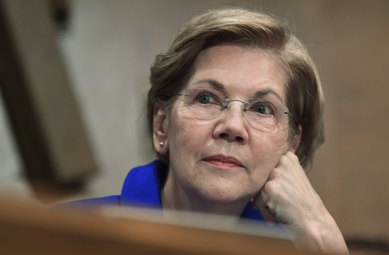 US Sen. Elizabeth Warren gets 2nd turn as comic book hero