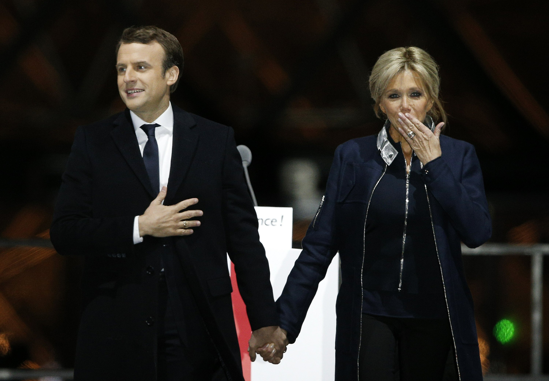 Pro Eu Macron Wins France S Presidency Le Pen Hopes Dashed