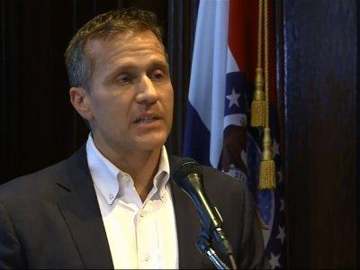 Missouri Governor Resigns Amid Affair Scandal