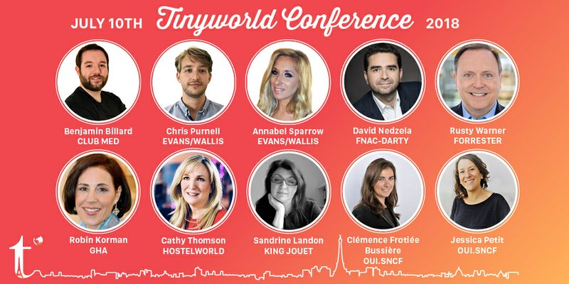 Tinyworld Conference on Campaign Intelligence Draws Global Marketing Leaders