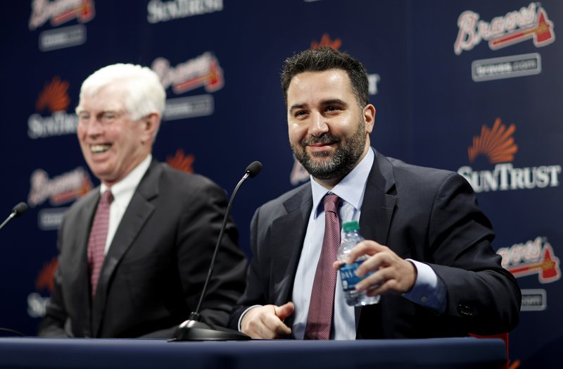 Alex Anthopoulos, Terry McGuirk