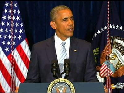 Obama: Police Shootings Should Trouble Americans