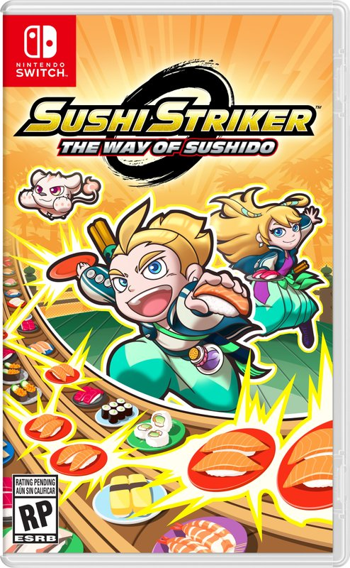 Nintendo Serves Up the Deliciously Strategic Sushi Striker: The Way of Sushido