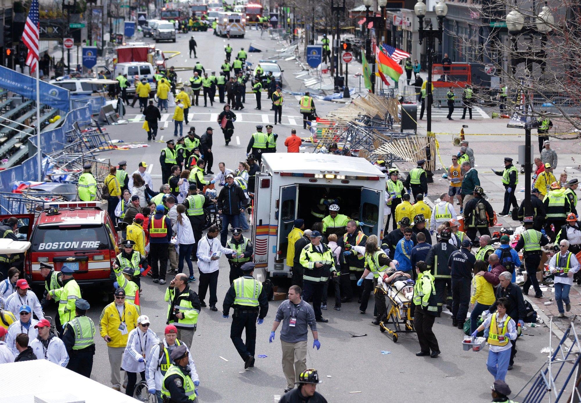 9725258a90bb Key moments in the 2013 Boston Marathon bombing